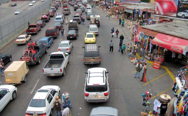Driving in Mexico – It's all about going with the flow